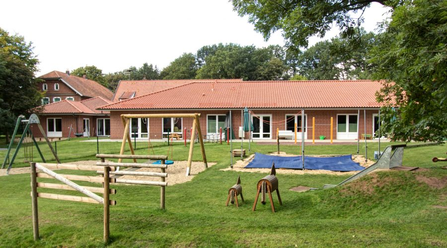 Erweiterung der Kindertagesstätte Löwenzahn