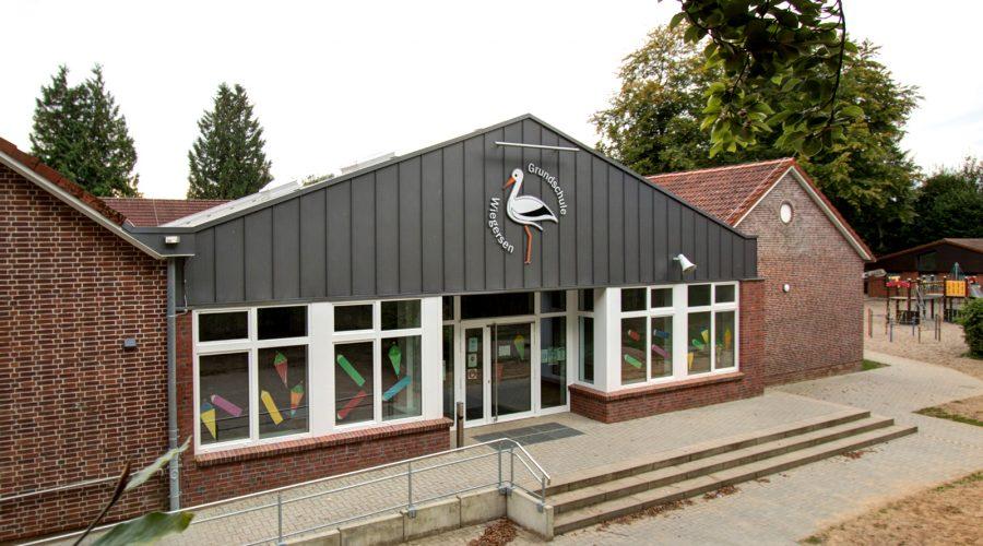 Erweiterung und Umbau der Grundschule Wiegersen