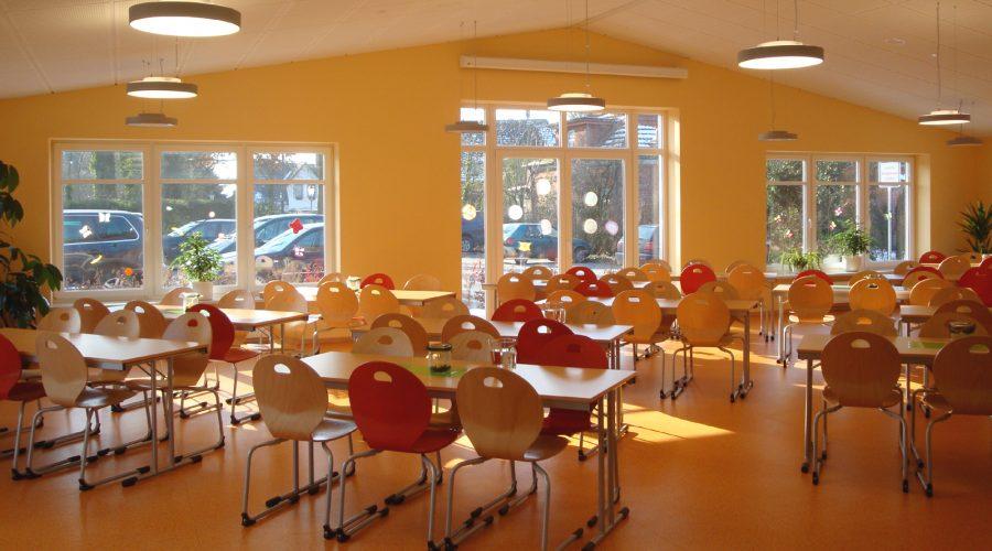 Mensa Grundschule Sittensen