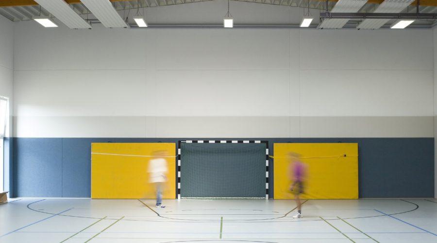 Einfeld-Sporthalle Wiegersen
