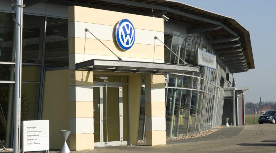 Autohaus Meyer Erweiterung